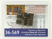 Bachmann 36569 21MTC EZ Command Decoder for Cl.90